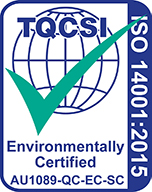 ISO 14001-2015 Certification Mark sml
