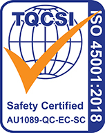 ISO 45001-2018 Certification Mark-sml